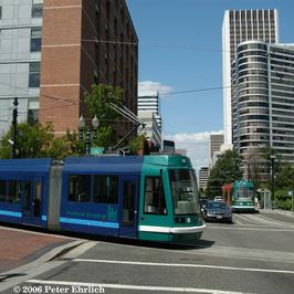 Portland Streetcar (trolley)
