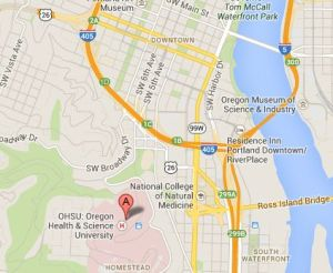 Google Oregon Map.Directions To Trailheads The 4t Trail Tram Trolley Train